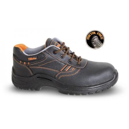 bota z přírodní kůže, vodotěsná
