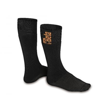 kotníkové ponožky vyrobené z polypropylenu s bavlnou a chodidly Cupron®