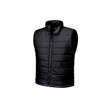 bunda bez rukávů, polštářovaná, s podšívkou