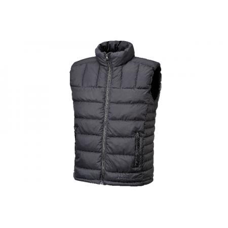 bunda bez rukávů, vodotěsná, polštářovaná, s podšívkou