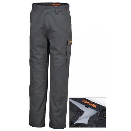 pracovní kalhoty, s podšívkou