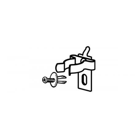 příslušenství pro kontejnery z kovového plechu